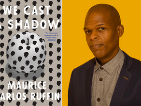 Injustice anywhere is Injustice everywhere, Q/A with Maurice Carlos Ruffin