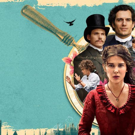 Are you fan of Sherlock Holmes Spin-offs? Check out Enola Holmes...