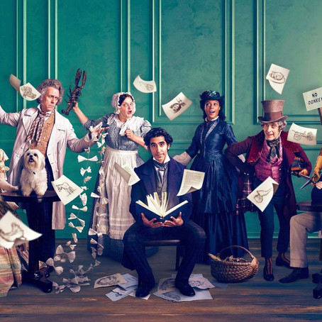 """""""Personal History of David Copperfield"""" and the hope it carries"""