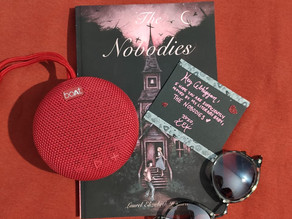 """A spooky enigma penned by Laurel Elizabeth Hasara """"The Nobodies"""""""