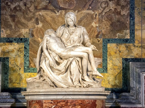 His art was his love and in love was his agony. Michelangelo, sculptor, painter architect and...