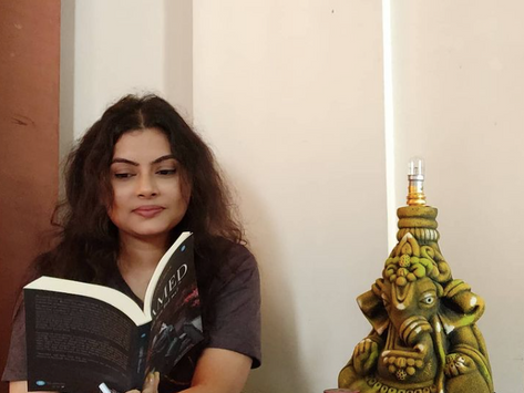"""A chat with Kaveri Bhar, the mind behind """"Gamed- Will Love Find Me?"""""""