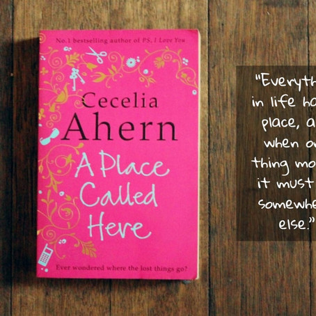 Reminisce the neverwhere of lost things in this mystical dystopian work by Cecelia Ahern