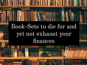 Charming booksets which wont kill your budget