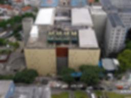 Prédio dos Ambulatórios do Hospital das Clínicas