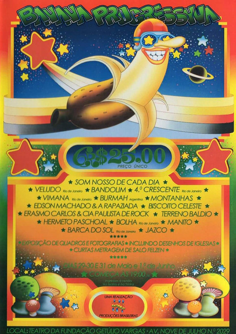 Banana Progressiva 1975