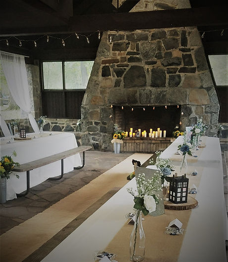 A Spoonful of Planning - Patapsco Dr. Who Wedding