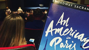 Broadway or Bust: A Chronological List of Shows I've Seen