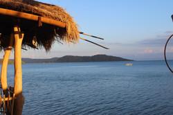 Amazing views at Hula Hoop, Lombok