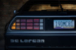 DeLorean PRV motor engine