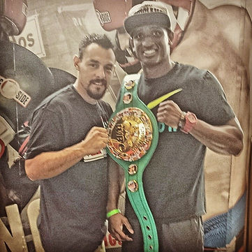 WBC Champ Robert _The Ghost_ Guerrero!