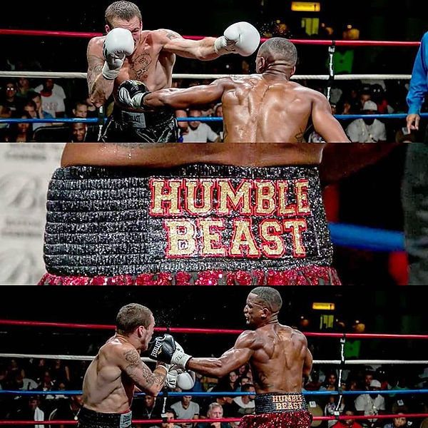 Stay Humble _Or_Be Humbled __Next fight