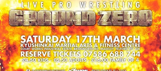Academy Pro Wrestling - Ground Zero