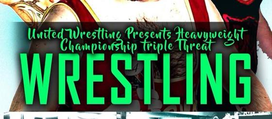 United Wrestling - Final Show of 2017