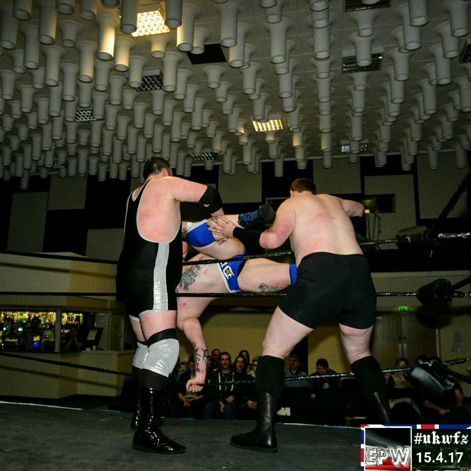 Match 5 - Main Event