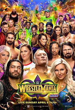 Image/Logo copyright of WWE
