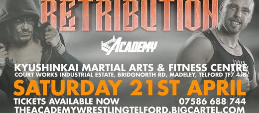 Academy Pro Wrestling - The Title Of Retribution