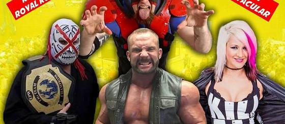 EPW American Wrestling
