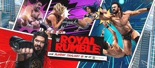 WWE Royal Rumble 2021 Predictions