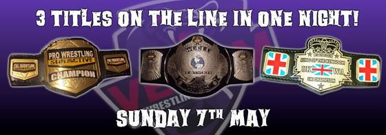 Venom Wrestling Federation - Championship Sunday