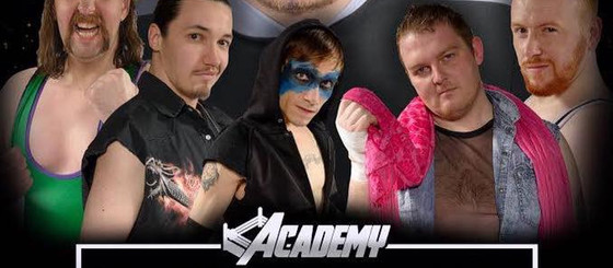The Academy Wrestling - New Year's Resolution