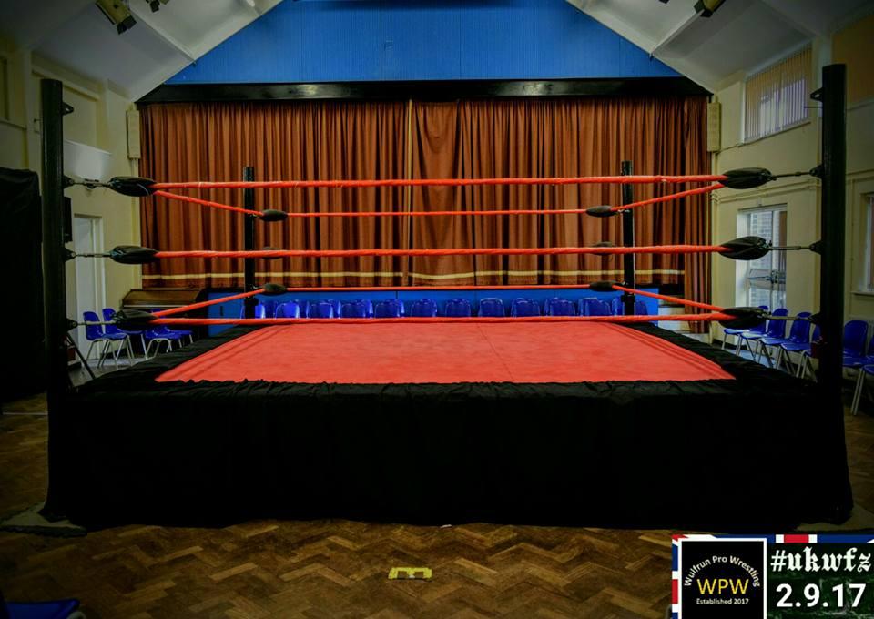 WPW Wrestling Ring