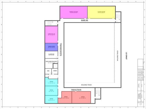 Outreach Floor Plans-Arts