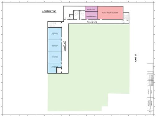Outreach Floor Plans-Track Level