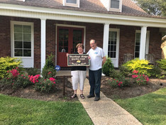 June 2018 Yard of the Month Winners