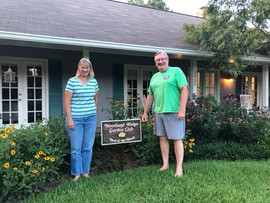 July 2018 Yard of the Month Winners