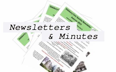Newsletters & Minutes