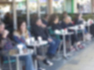 Street Cafe Culture