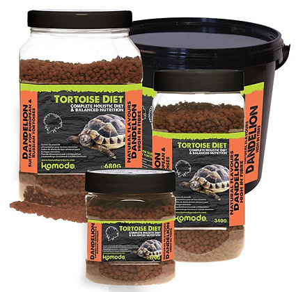 Dandelion Flavour Tortoise Diet