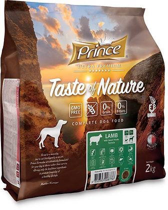 Taste if Nature - Lamb