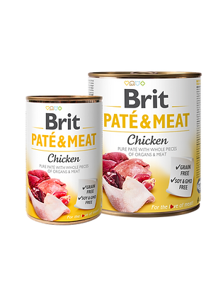 BRIT PATÉ & MEAT - CHICKEN