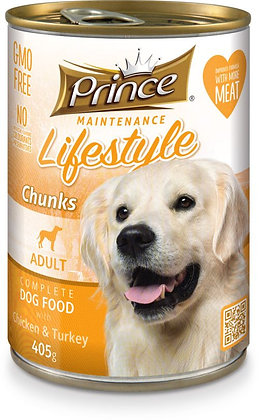 Prince Maintenance Lifestyle