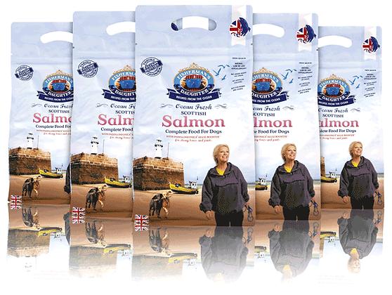 Fisherman's Daughter Complete Food Salmon & Potato