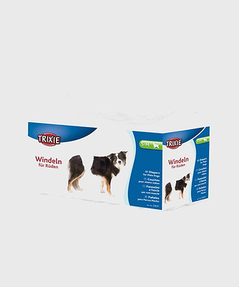 Nappies for Male Dogs