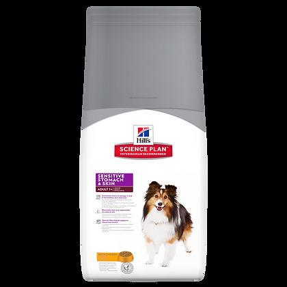 Sensitive Stomach & Skin Medium Dog