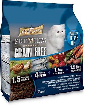 Premium Grain Free Adult/Kitten