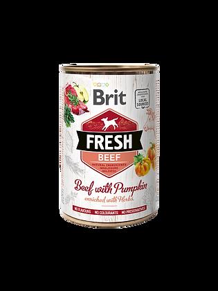 Brit Fresh Beef with Pumpkin