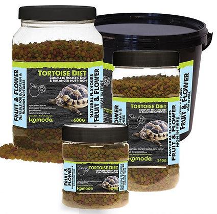 Fruit & Flower Flavour Tortoise Diet