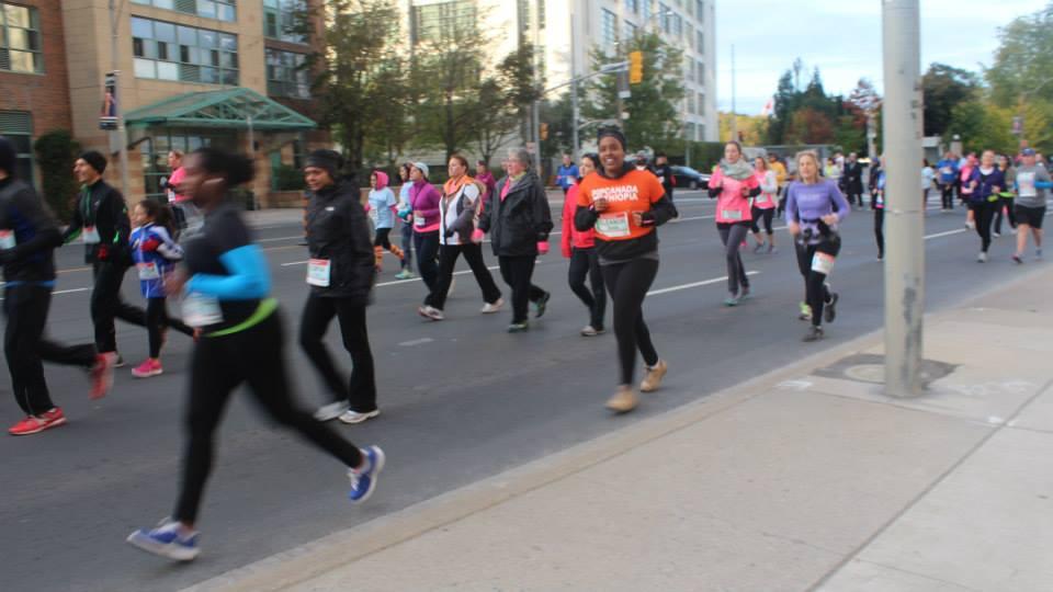 P2P marathon