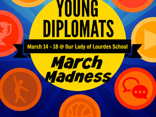 Coming Up! March Madness