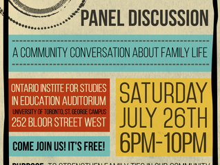 Parent-Youth Panel Discussion