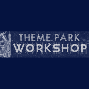 Check Out My New Show, THEME PARK WORKSHOP!