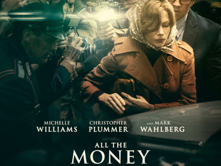 """Ridley Scott Is a Freakin' Beast: """"All the Money in the World"""" Review"""