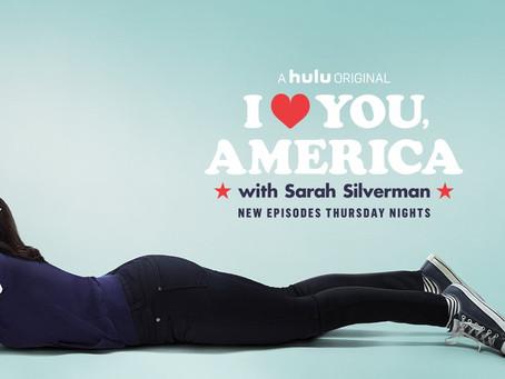 """Sarah Silverman Builds Cultural Bridges in Hulu's """"I Love You, America"""""""