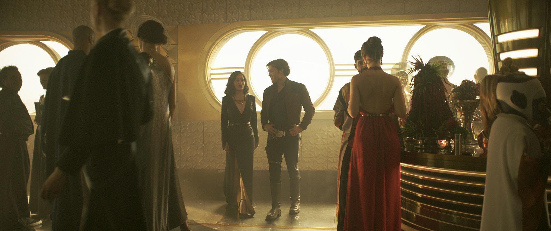 Han and Q'ira