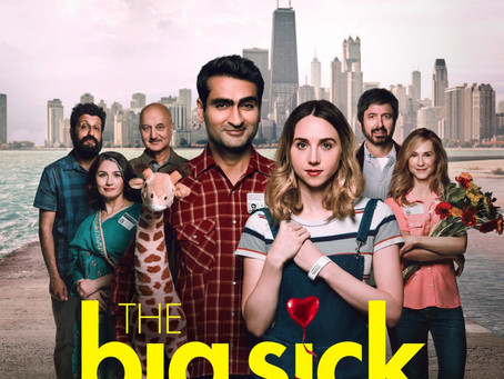 """""""The Big Sick:"""" Sweet, Honest, and Shouldn't Be Overlooked"""